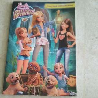 Story book - Barbie & Her Sisters in the Great Adventure