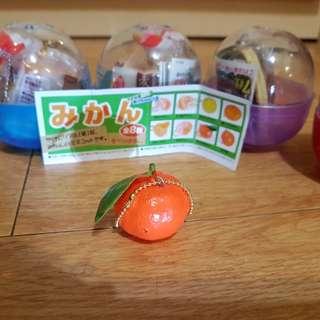 小橘子扭蛋