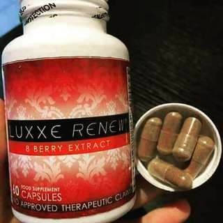 LUXXE RENEW with 8 BERRY EXTRACT