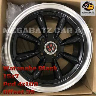Borbet mags 15""