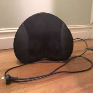 Power charged massager