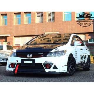【FB搜尋桃園阿承】本田 超人氣CIVIC K12 2010年 1.8 白色 二手車 中古車