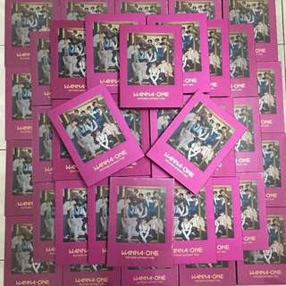 [READY STOCK] WANNA ONE NOTHING WITHOUT YOU ALBUM