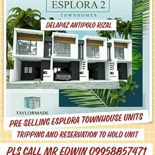 Esplora 2 Townhomes Antipolo