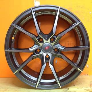 SPORT RIM 17inch INFORGED NEW DESIGN