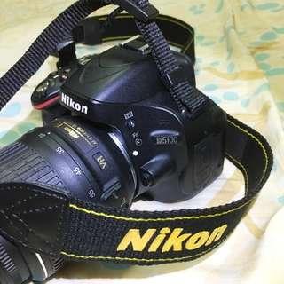 Nikon D5100 Full Set