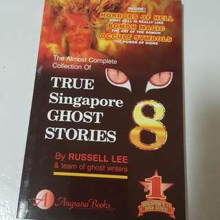 True Singapore Ghost Stories - Volume 8