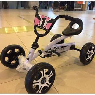 Go Kart Bicycle for Kids Pedal Bike