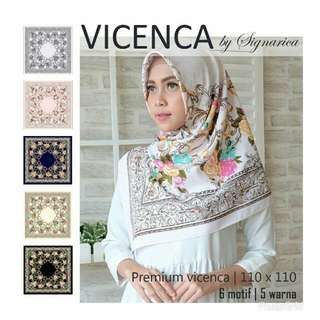 Square Hijab Vicenca
