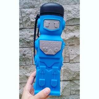 SMIGGLE Drinking Bottle Robot