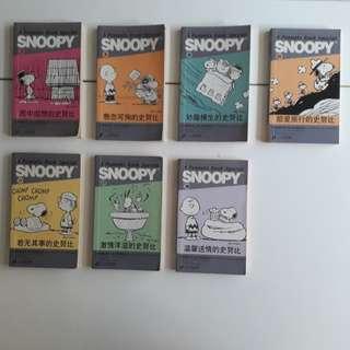 Snoopy Comics