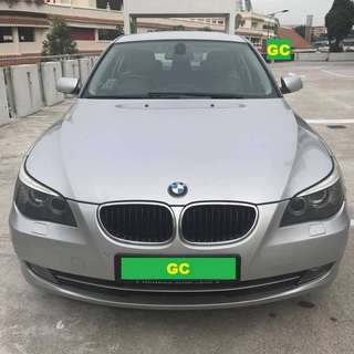 BMW 5 Series RENTING FOR GRAB & UBER