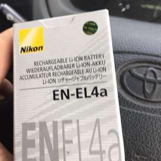 Nikon EN-EL4a Battery (Original)