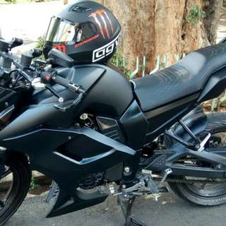 YAMAHA BYSON 2013.So Very Very Recomended.Punya suami.