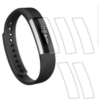 Fitbit alta Hr protector (set of 5)