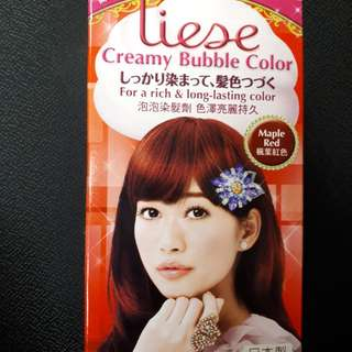 Liese Color bubble dye