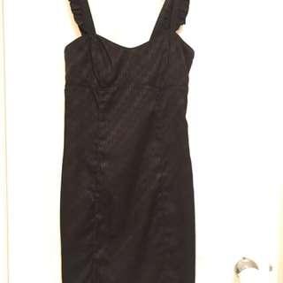 Pilgrim Black Dress