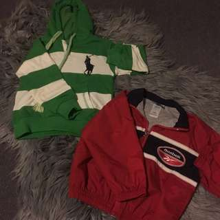 Brand name jumpers