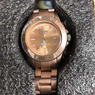Mum Lock Rose Gold Watch