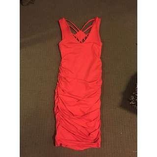 Kookai Red Dress