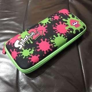 Nintendo Switch Splatoon Limited Edition Travel Hard Case