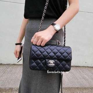 現貨 Chanel Mini 20cm Bag 袋