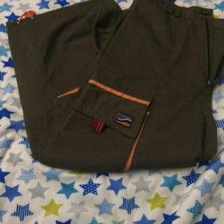Celana pendek pris