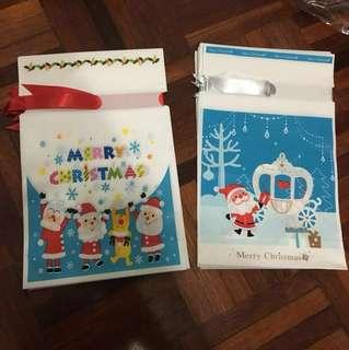 聖誕禮物包裝袋 Christmas gift bag