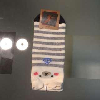 Cute socks from Korea