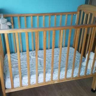 BB 床 0/3 baby 連床褥