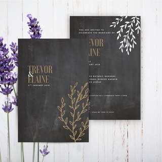 WEDDING INVITATION CARDS WI-004