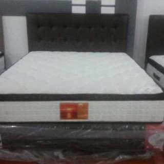Kasur + tempat tidur