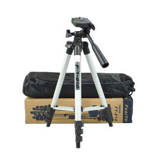 BN Fusitu FT-810 Portable Lightweight Aluminum Telescopic Tripod