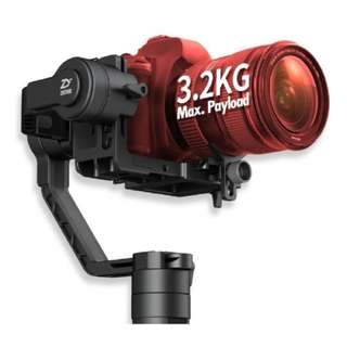 *Year End Sales* Zhiyun Crane 2 Gimbal Stabilizer (For Camera up to 3.2kg)