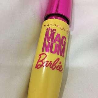 The Magnum Barbie Maybelline Mascara ORI