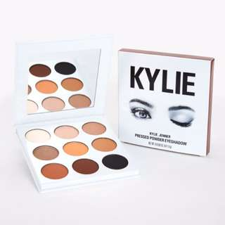 Bronze Palette Kylie Cosmetics Authentic Brand New