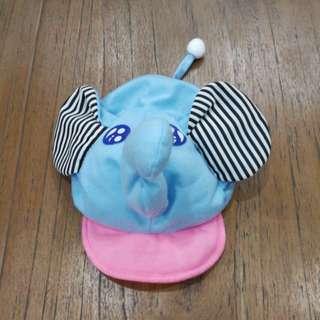 Baby Hat - elephant