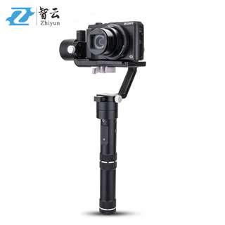*Year End Sales*  Zhiyun Crane M 3-Axis Gimbal Stabilizer (For Camera, Action Camera and Smartphone up to 650g)