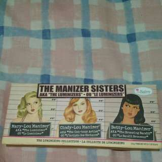 The balm manizer sister hilighter