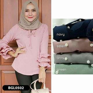 Elisa top blouse