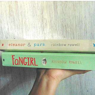 *BUNDLE* Eleanor & Park and Fangirl