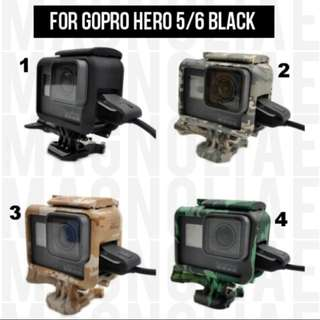 GoPro Frame Housing for Hero 5 / 6 Black