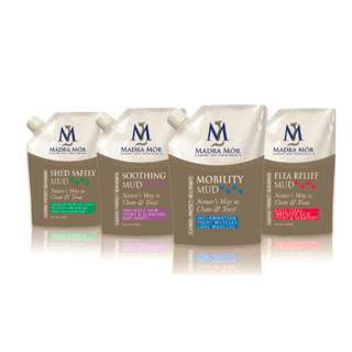 Madra Mor Mud Spa for Dogs (Treatment for yeast infection, dry skin etc).