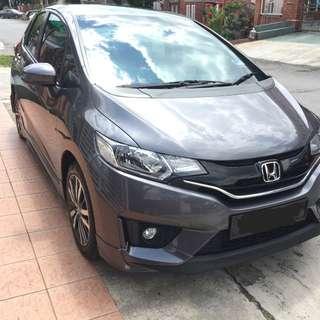 Honda jazz v 2015