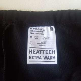 kids uniqlo heat tech pants