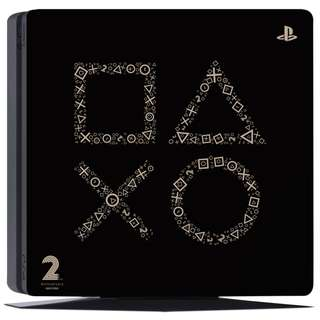 PS4 Slim Cover Limited Edition 2nd Anniversary