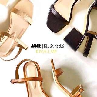 Jamie Block heels