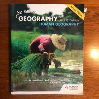 All About Geography (Human Geog)