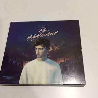 TROYE BLUE NEIGHBOURHOOD CD
