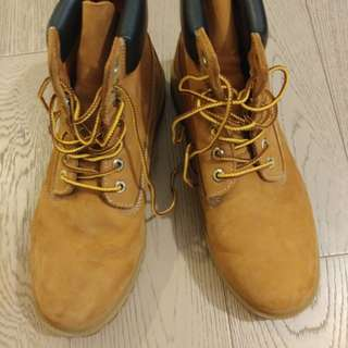 Timberland boots size 43